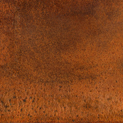 Natural oxidised Corten