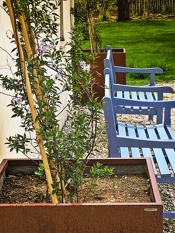 bordure-giardino e fioriere-in-corten