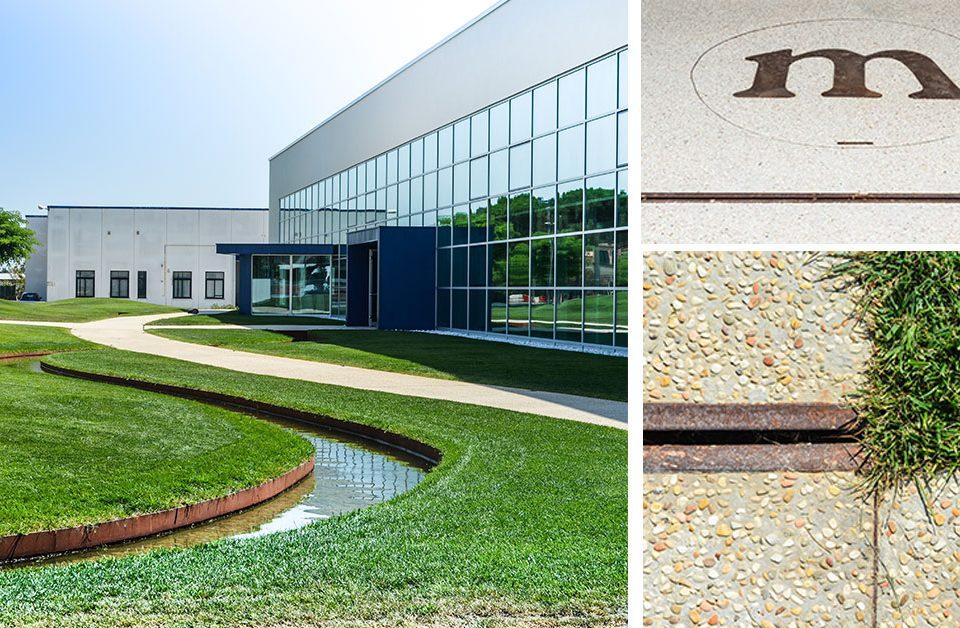 canalette a fessura - nuovo progetto per melania calzature