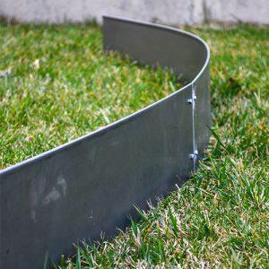 bordure giardino curvatura
