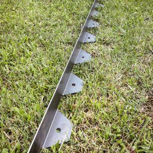 bordure giardino da 5 cm